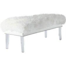 Sybil Acrylic Bedroom Bench