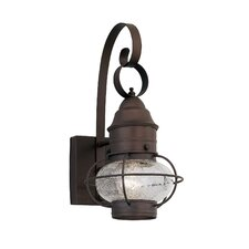 Bolinger 1-Light Outdoor Wall Lantern