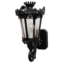 Tuscany 1-Light Outdoor Sconce