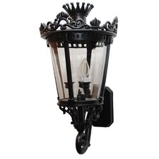 Tuscany 3-Light Outdoor Sconce