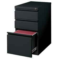 Holyoke 3-Drawer Mobile Pedestal