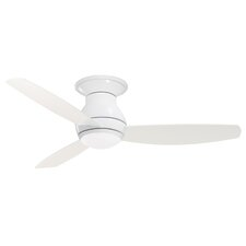 """Desouza 52"""" 3 Blade Ceiling Fan with Remote"""
