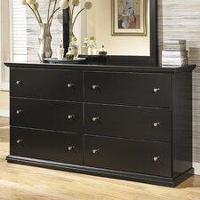 Beaumont 6 Drawer Dresser
