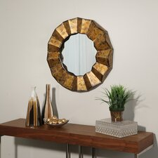 Theo Round Wall Mirror