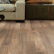 "Reclaimed Plus Belvoir 8"" x 48"" x 8mm Laminate in Cottage"