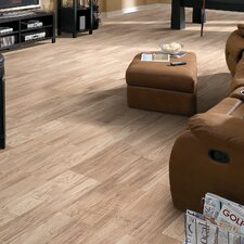 "Belvoir Plus 8"" x 48"" x 8mm Laminate in Hickory Hill"