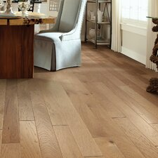"Victorian Hickory 4.8"" Engineered Hickory Hardwood Flooring in Allspice"