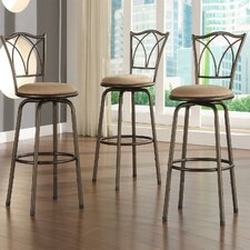 QUICK VIEW Frankfort Swivel Bar Stool