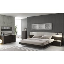 Cullerton Platform Customizable Bedroom Set