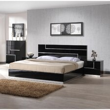 Dalia Platform Customizable Bedroom Set
