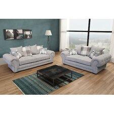 Verona 2 Piece Sofa Set