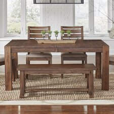 Johnston Leg Extendable Dining Table