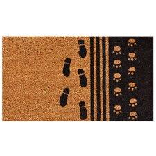 Hollis Man's Best Friend Doormat