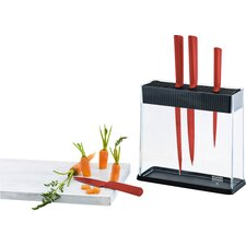 Colori®+ 5 Piece Knife Block Set