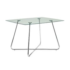 Amber Square Dining Table