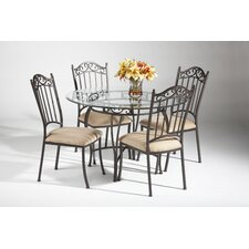 QUICK VIEW. Winnie Wrought Iron Dining Table