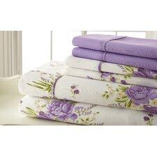Hyacinthe Polyester Sheet Set