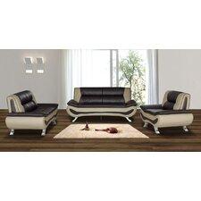 Berkeley Heights 4 Piece Living Room Set  by Wade Logan®