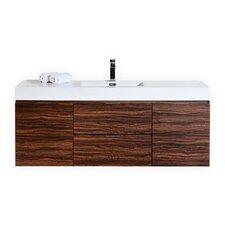 """Tenafly 60"""" Single Bathroom Vanity Set"""