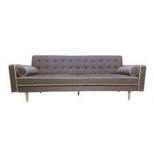 Clarissa 2 Tone Mid Century Sleeper Sofa
