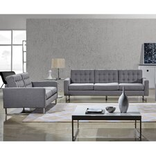 Bosch Sofa and Loveseat Set  by Mercury Row®