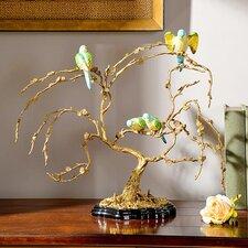 Land Scene Decorative Tree Sculpture