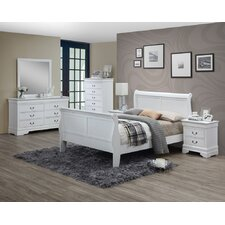 Quartz 6 Piece Bedroom Set