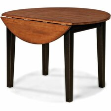 drop leaf dining tables youll love wayfair - Drop Leaf Round Kitchen Table