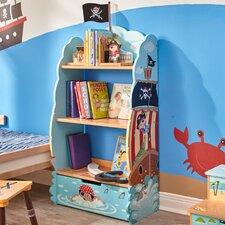 Pirate Children's 106.05cm Bookcase