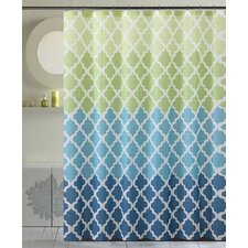 Cobbs Bamboo Flat Shower Curtain