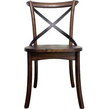 Pierrepont Solid Wood Dining Chair (Set of 2)