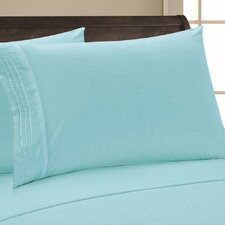 Adelina 1500 Thread Count Pillowcase (Set of 2)
