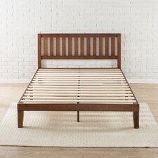 Dalila Solid Wood Platform Bed