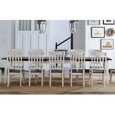 Bolivar Rectangular Leg Extendable Dining Table