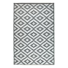 Nirvana Grey Indoor/Outdoor Area Rug