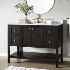 "Caldwell 48"" Single Bathroom Vanity Set"