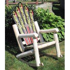 Snow Rocking Chair