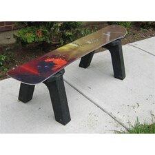 Snow Board Side Table