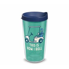 Life Is Good®  Golf Cart Insulated Tumbler