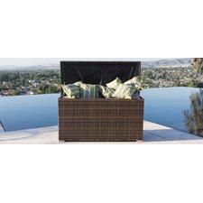 All Weather Crosson Wicker/Rattan Deck Box