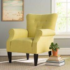 Delia Button Back Armchair