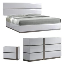 Manila Platform Customizable Bedroom Set