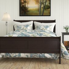 Blundell Sleigh Bed