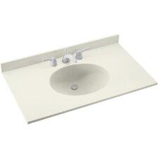 """43"""" Single Bathroom Vanity Top"""