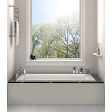 "Drop In or Alcove 30"" x 60"" Soaking Bathtub"