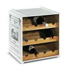 Claire 12 Bottle Tabletop Wine Rack