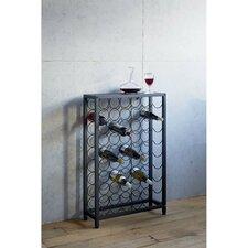 Lorenz 54 Bottle Wine Rack