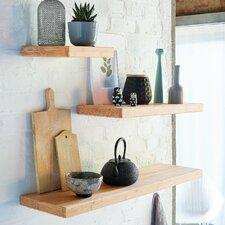 Bamboo Floating Shelf