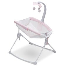 Disney Minnie Mouse Deluxe 3-in-1 Activity Bassinet