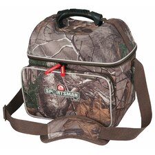 22 Can RealTree Camo Hard Top Gripper Soft Cooler